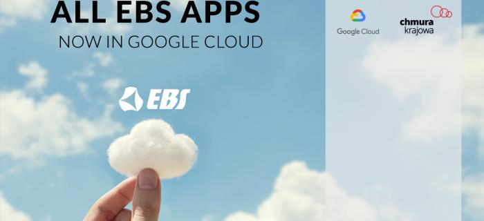 EBS moves all its applications to Google Cloud