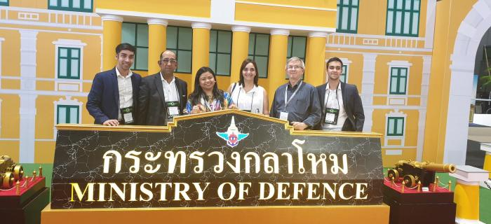 Defense and Security 2019 in Bangkok